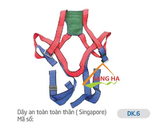 Dây an toàn mẫu singapore - DK.6