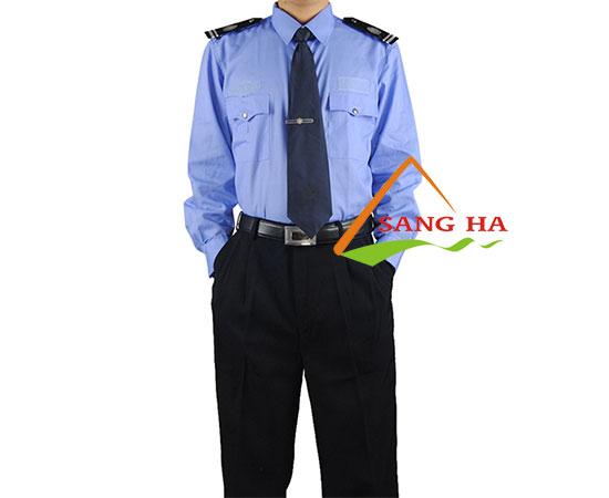 Quần áo đồng phục bảo vệ - vệ sĩ