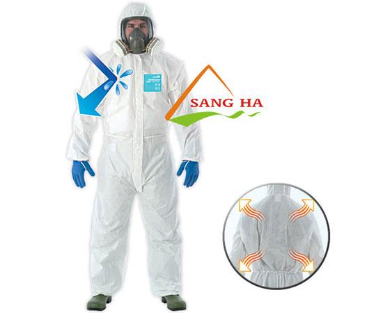 Quần áo chống hóa chất Microchem 2000 Comfort