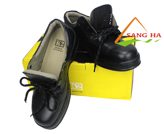 Giày da bảo hộ King's TE600X thấp cổ