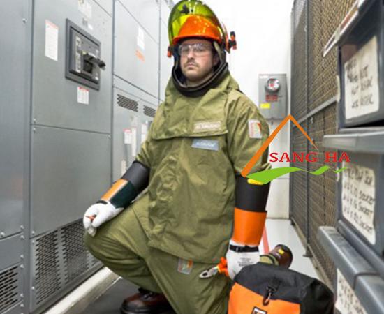 Quần áo chống hồ quang điện Salisbury