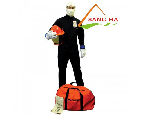 Quần áo chống hồ quang điện 8cal/cm2 SKCA8