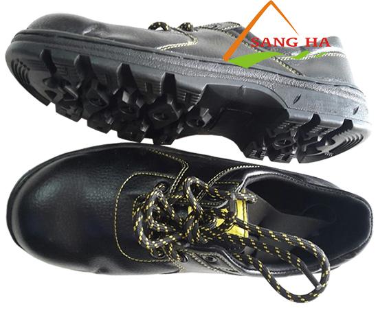 Giày bảo hộ lao động NTT đế nhựa ABC