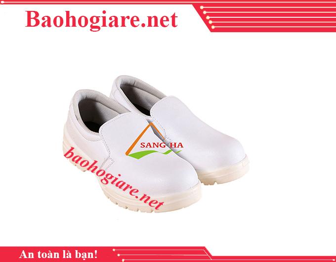 Giày phòng sạch mũi thép giá rẻ nhất TP.HCM - Bảo Hộ Lao Động