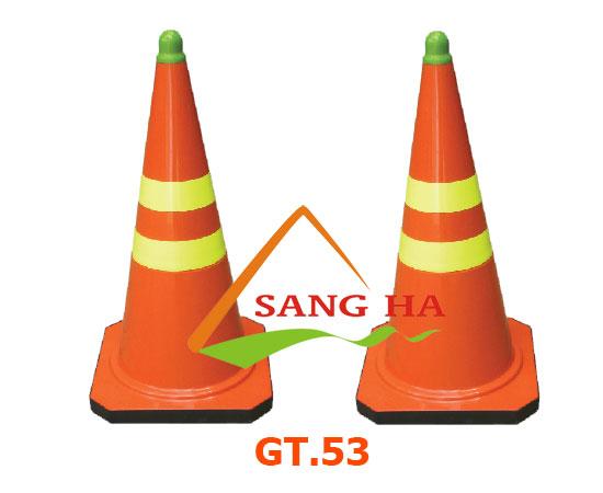 Cọc giao thông nhỏ dạ quang - GT.53