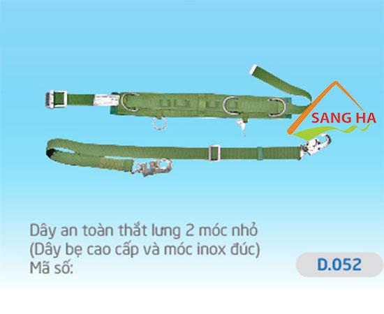 Dây an toàn 2 móc nhỏ (loại tốt) - D.052