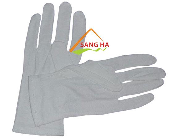Găng tay vải PE