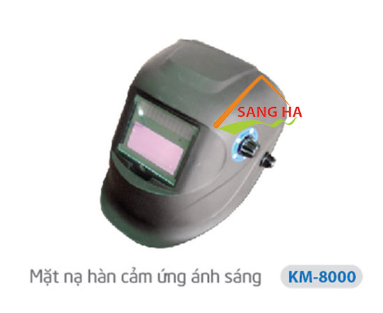 Mặt nạ hàn cảm ứng ánh sáng KM-8000