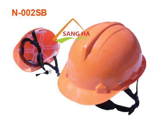 Nón bảo hộ nhựa - N.002SB