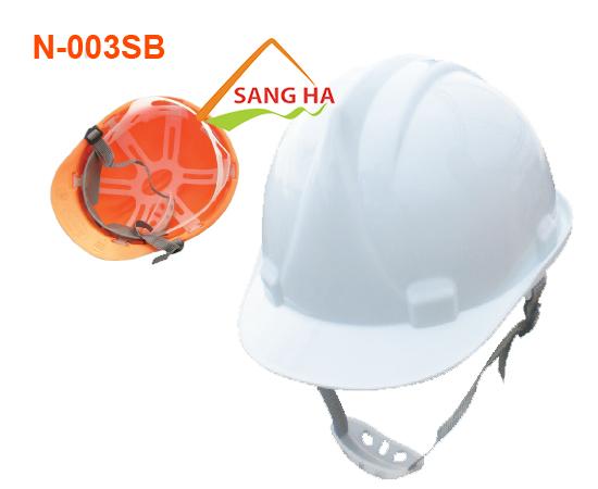 Nón bảo hộ nhựa - N.003SB