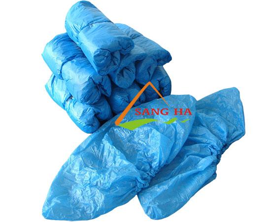 Bọc giày phòng sạch Nilon CPE
