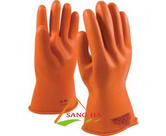 Găng tay cách điện cao áp 17.6KV - Novax