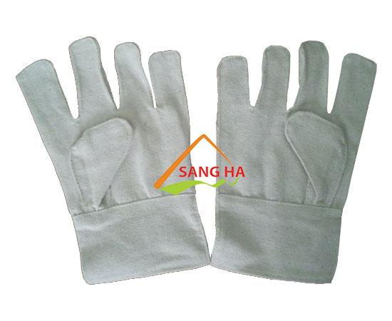 Găng tay vải bố 8