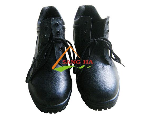 Giày bảo hộ lao động ABC cao cổ