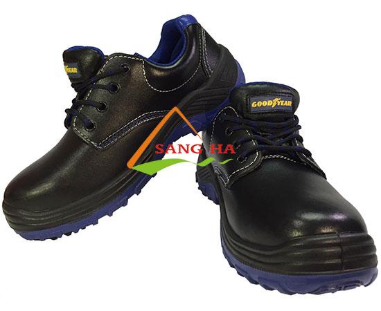 Giày an toàn màu đen GoodYear - GY-071