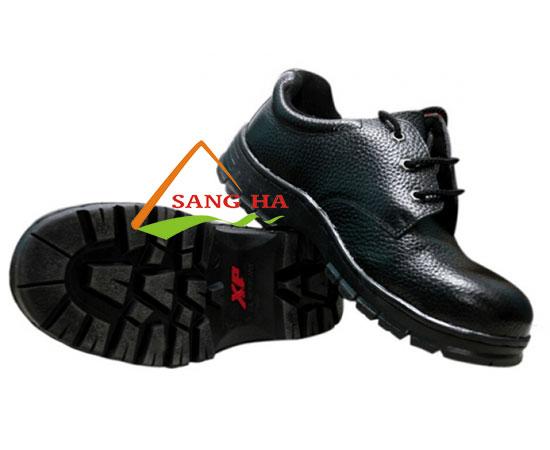 Giày bảo hộ lao động XP chữ đỏ - loại xịn