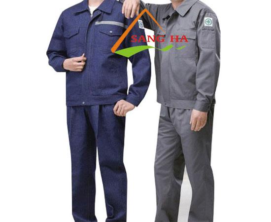 Quần áo bảo hộ vải Kaki Thành Công