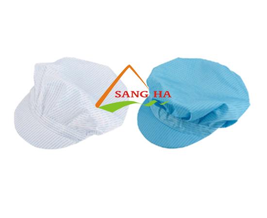 Nón mũ phòng sạch chống tĩnh điện lưỡi trai