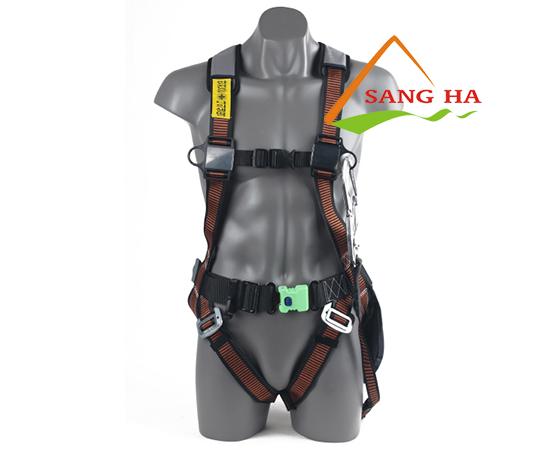 Dây an toàn toàn thân 1 móc nhôm Kukje Hàn Quốc