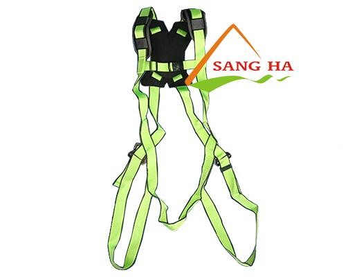 Dây an toàn toàn thân chống sốc 2 móc Prism Hàn Quốc