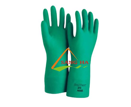 Găng tay chống dầu Ansell 37-175