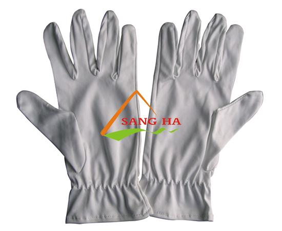 Găng tay vải thun siêu mịn