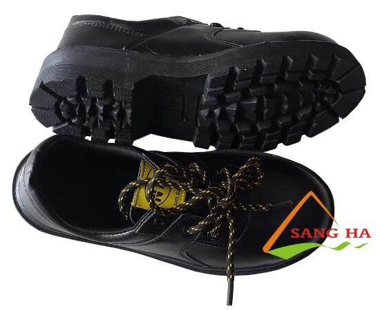 Giày bảo hộ lao động NTT đế nhựa Kim Long