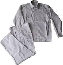 Quần áo bảo hộ vải Kaki hàn quốc