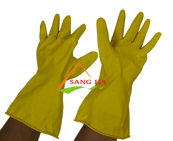 Găng tay cao su malaysia giá rẻ