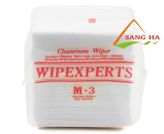 Giấy lau không bụi Wipexperts M-3 (hàng Nhật)