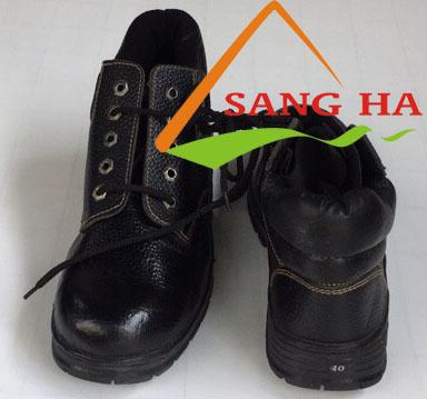 Giày bảo hộ lao động XP cao cổ