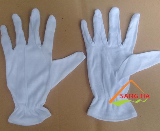 Găng tay vải thun Hàn Quốc