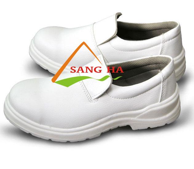 Giày phòng sạch chống tĩnh điện mũi sắt giá tốt tại TP.HCM