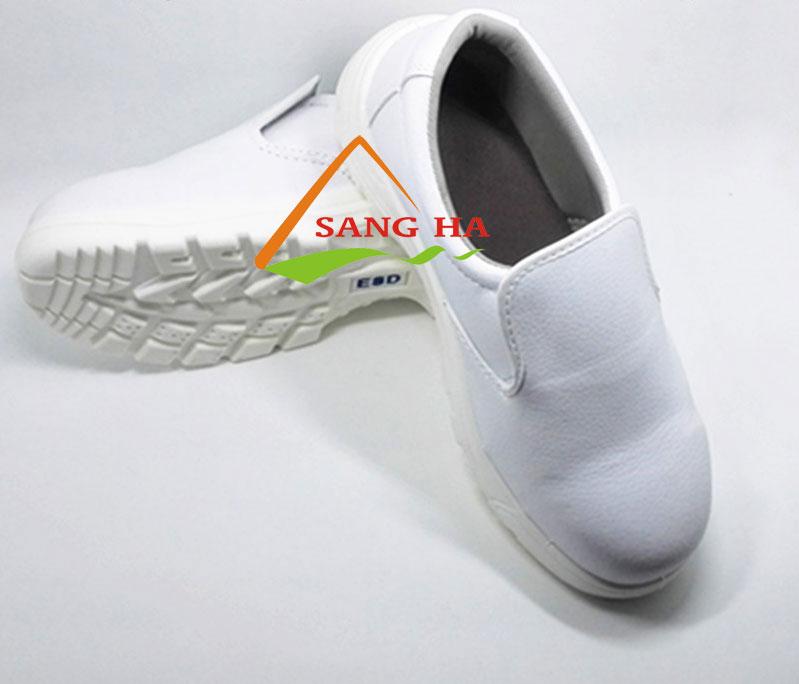 Giày phòng sạch mũi thép chống tĩnh điện giá rẻ nhất TP.HCM
