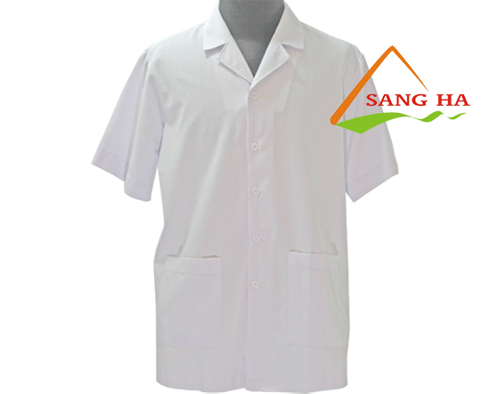 áo blouse ngắn tay