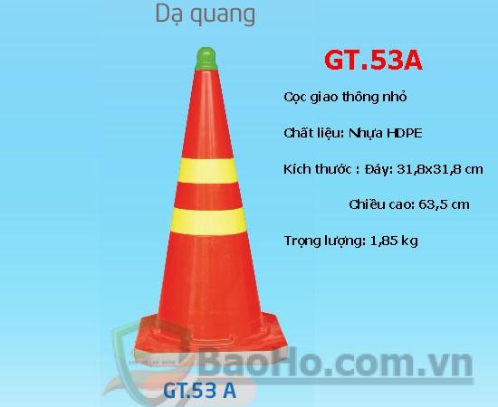 Cọc giao thông nhỏ dạ quang – GT.53A