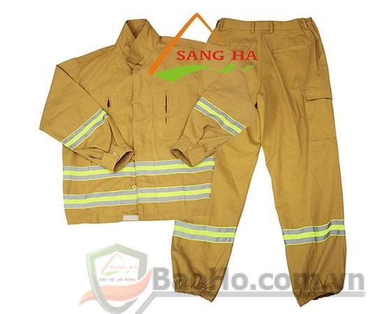 Quần áo chữa cháy (Theo Thông tư số 48/2015)
