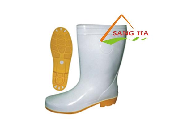 Ủng bảo hộ VAC 003 trắng