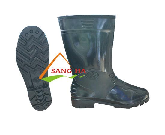 Ủng bảo hộ màu đen VAC-003 (size:5-7)
