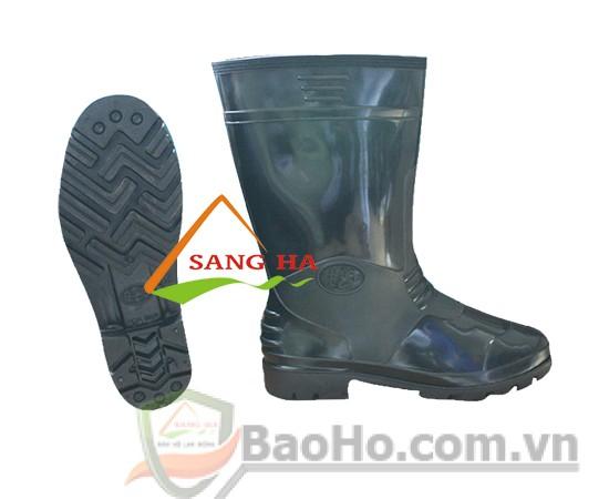 Ủng bảo hộ màu đen VAC-003 (size:8-10)