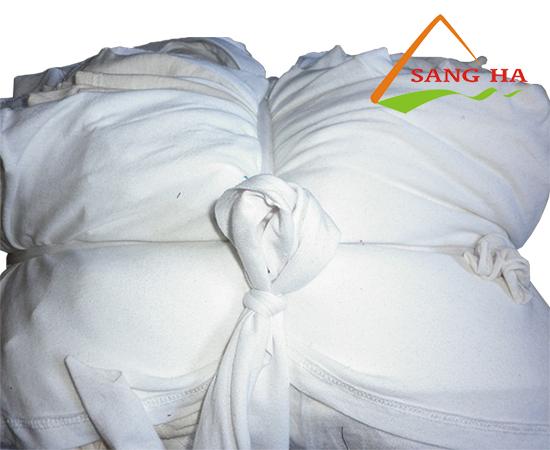 Vải lau công nghiệp màu trắng