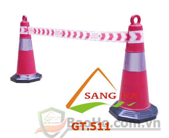 Cọc giao thông lớn phản quang – GT.511