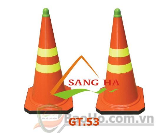 Cọc giao thông nhỏ dạ quang – GT.53