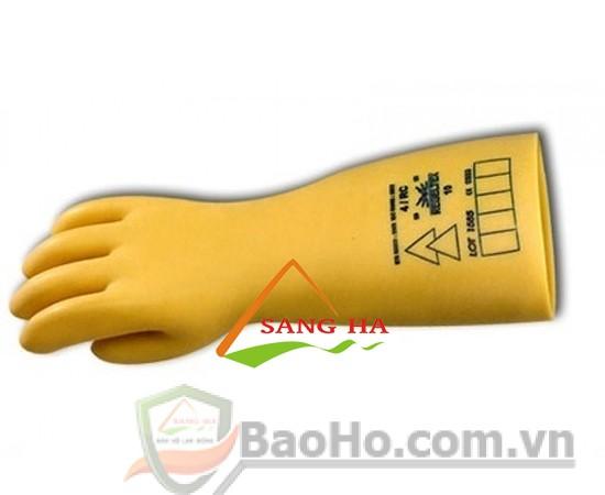 Găng tay cách điện hạ áp 500 Volt – Regeltex