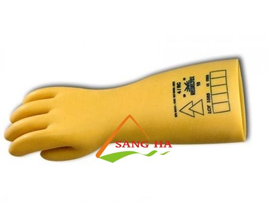 Găng tay cách điện hạ áp 500 Volt - Regeltex