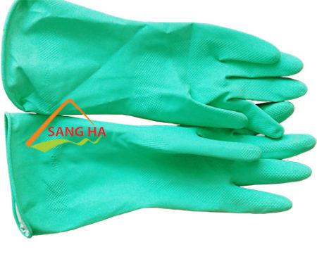 găng tay cao su gia dụng