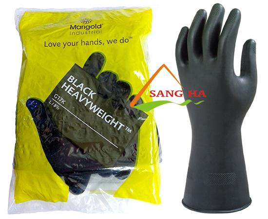 Găng tay Ansell chống Axit G17K