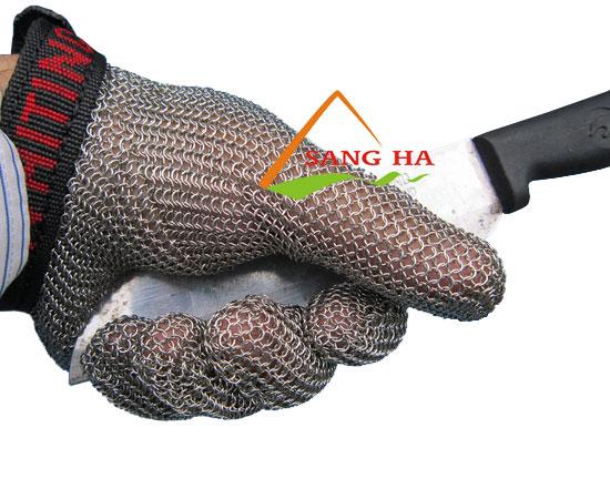 găng tay chống cắt chainex