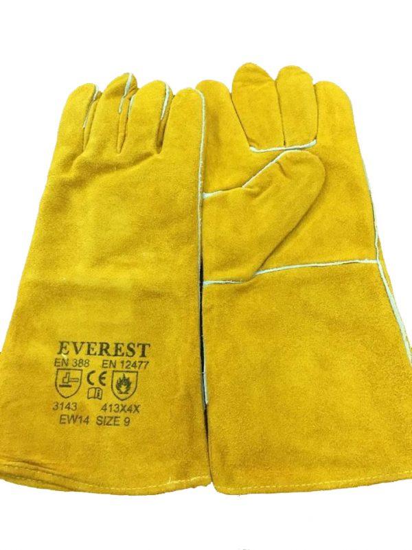 Găng tay da hàn Work Welding WW014