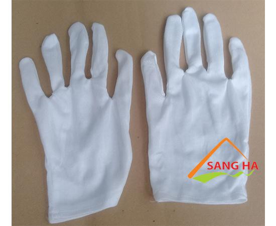 găng tay vải thun l+2vm